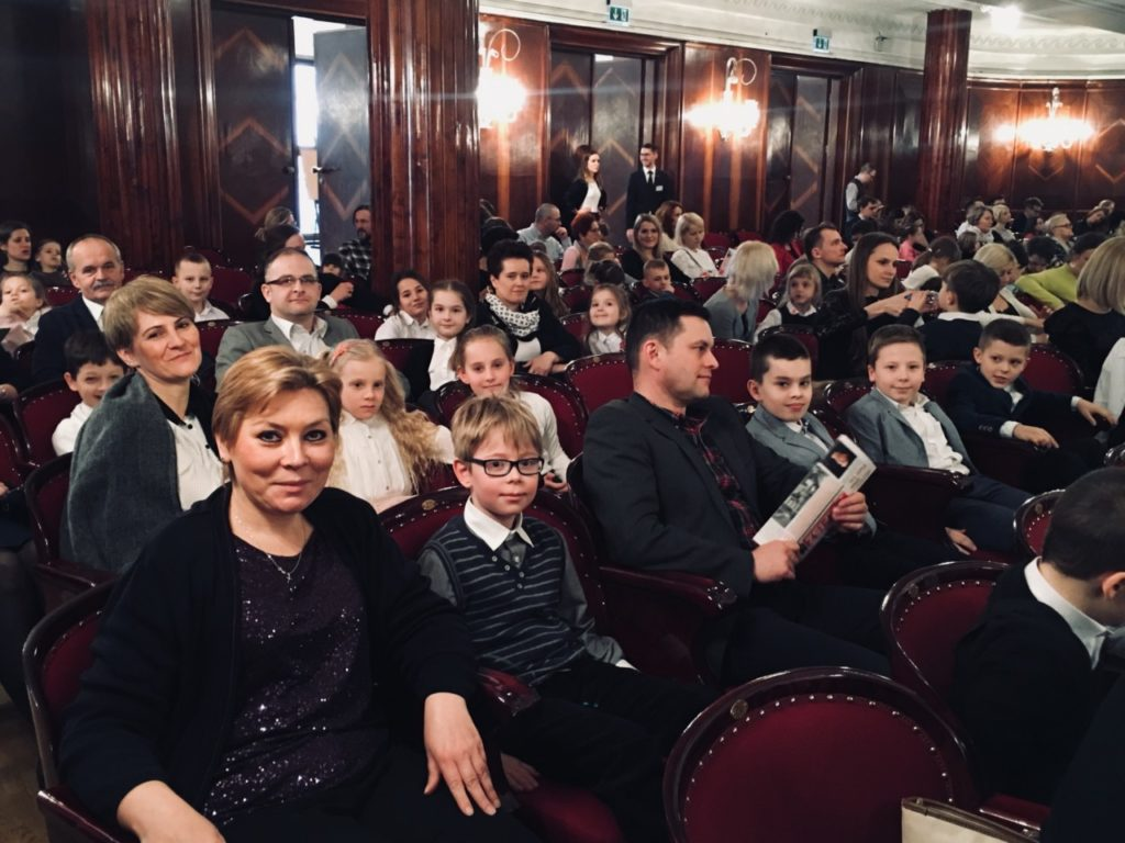 foto: Uczniowie Szkoły Muzycznej w Filharmonii Narodowej - 1.10.02.2019 1024x768