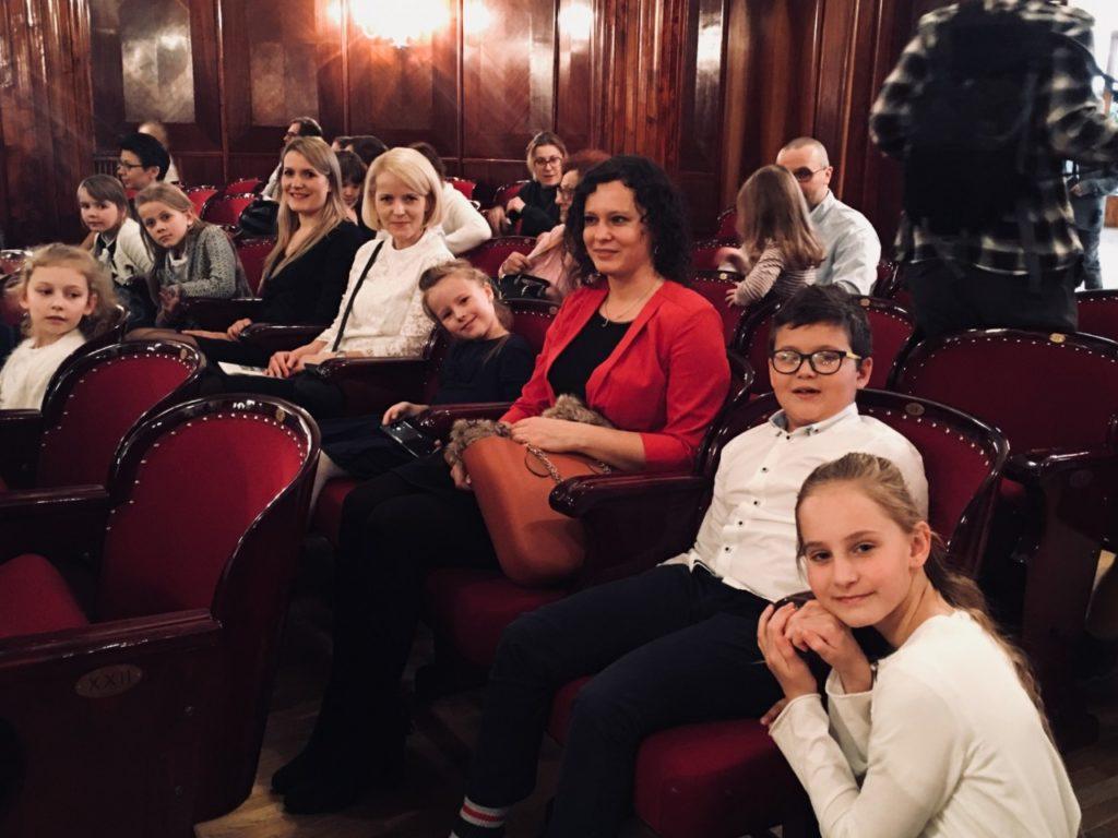 foto: Uczniowie Szkoły Muzycznej w Filharmonii Narodowej - 3.10.02.2019 1024x768