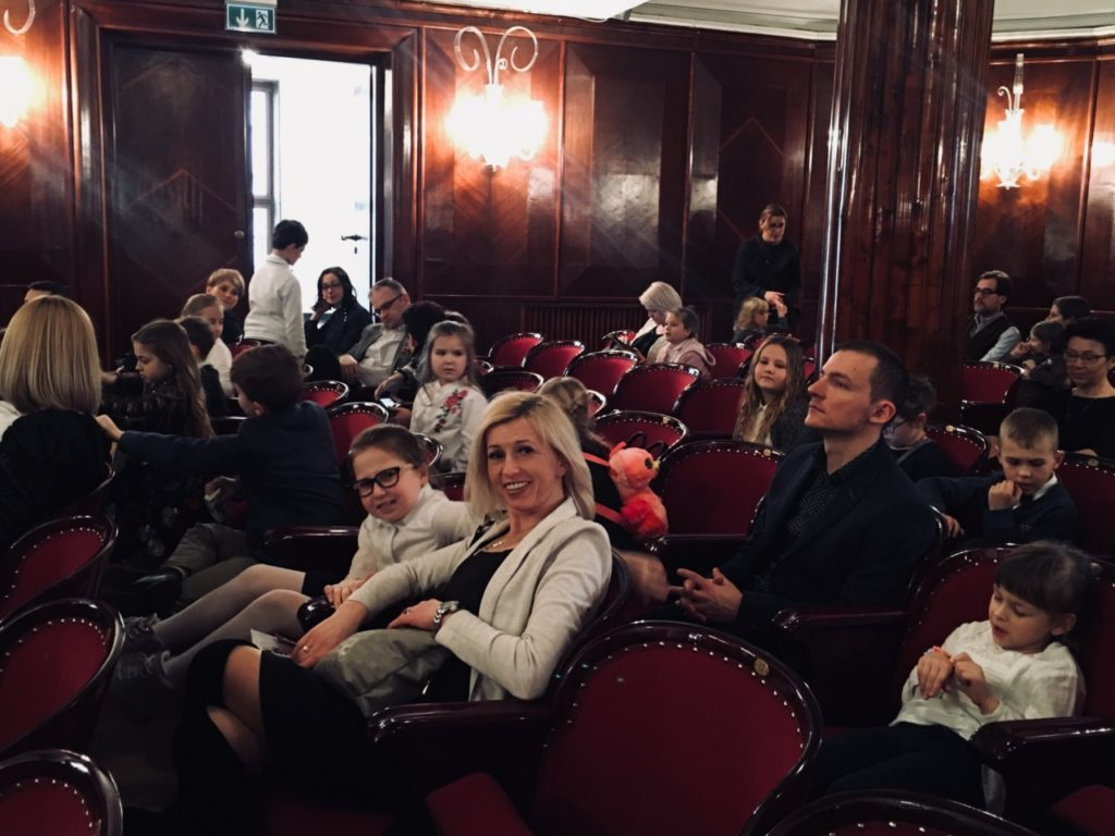 foto: Uczniowie Szkoły Muzycznej w Filharmonii Narodowej - 4.10.02.2019 1024x768