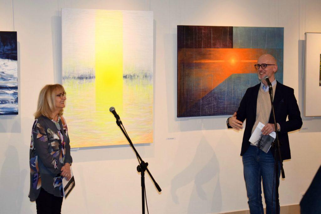 foto: Drohiczyn 2018 - wystawa poplenerowa w Galerii DOM - DSC 0094 1024x682