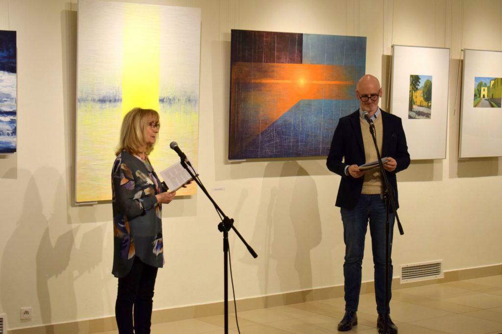 foto: Drohiczyn 2018 - wystawa poplenerowa w Galerii DOM - DSC 0107 1024x682