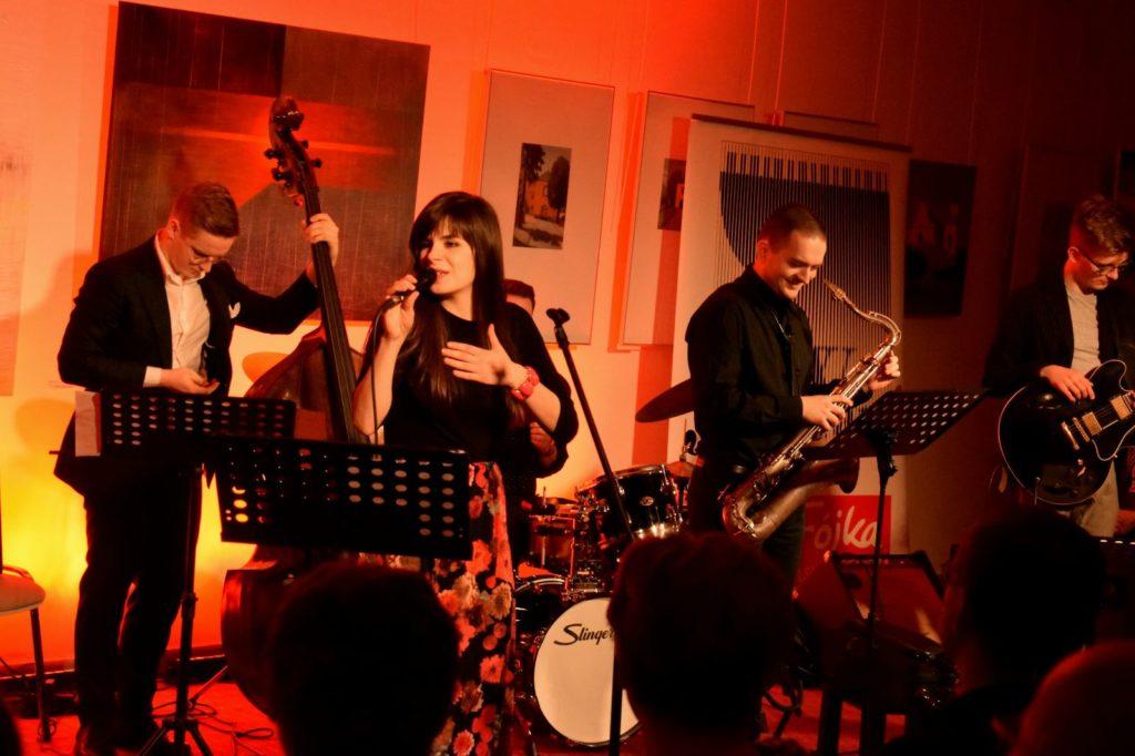 foto: Koncert Sabina Meck Sextet w SOK - DSC 9769 1024x682