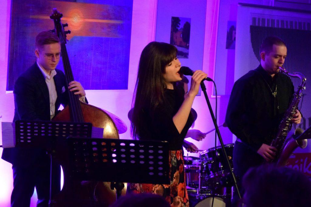 foto: Koncert Sabina Meck Sextet w SOK - DSC 9778 1024x682