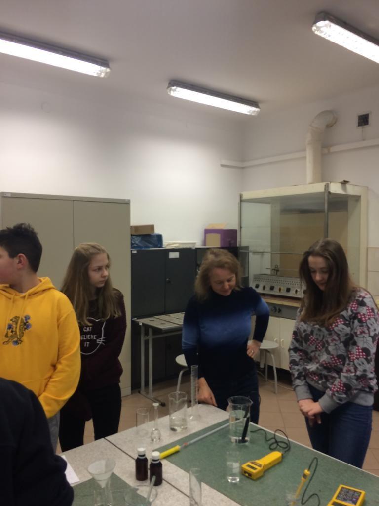 """foto: Uczniowie z """"Dwójki"""" badali sokołowskie powietrze - IMG 20190131 WA0000 768x1024"""