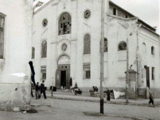 Synagoga w Sokołowie
