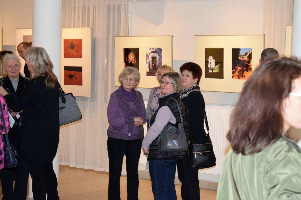 foto: Drohiczyn 2018 - wystawa poplenerowa w Galerii DOM - DSC 0159 1024x682