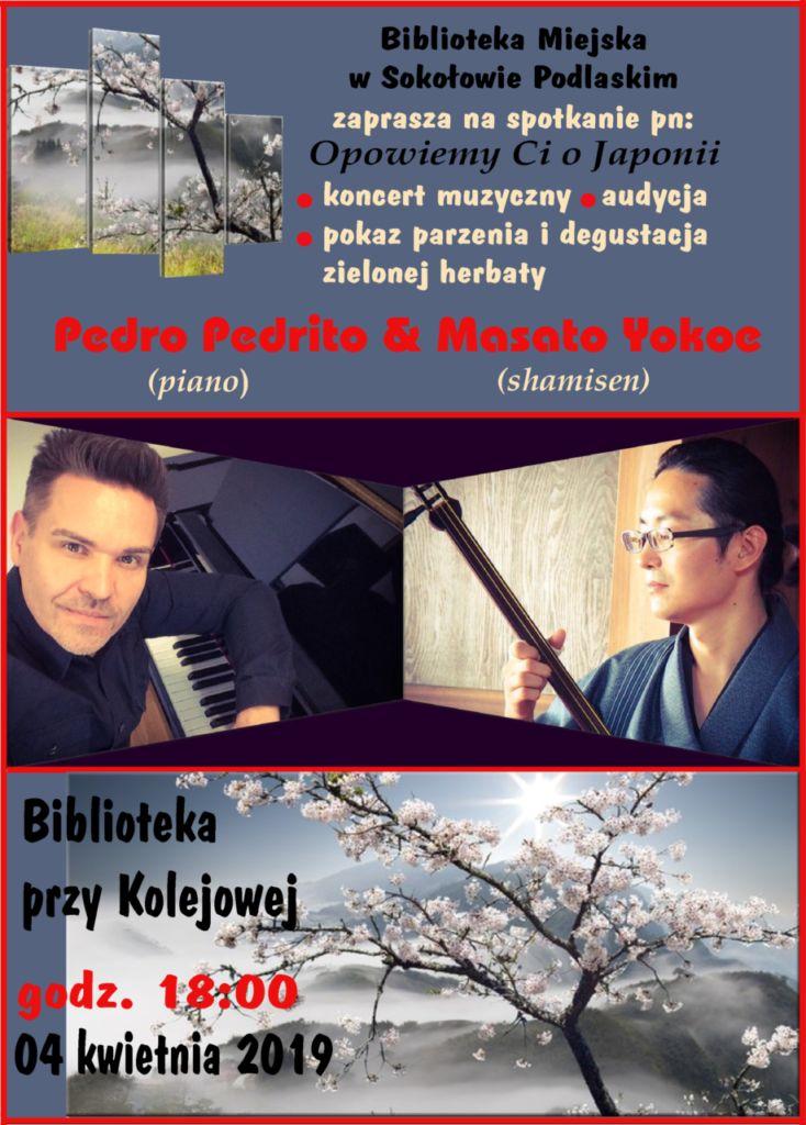 """foto: Spotkanie """"Opowiemy Ci o Japonii"""" w MBP Sokołów Podlaski - Opowiemy Ci o Japonii 734x1024"""