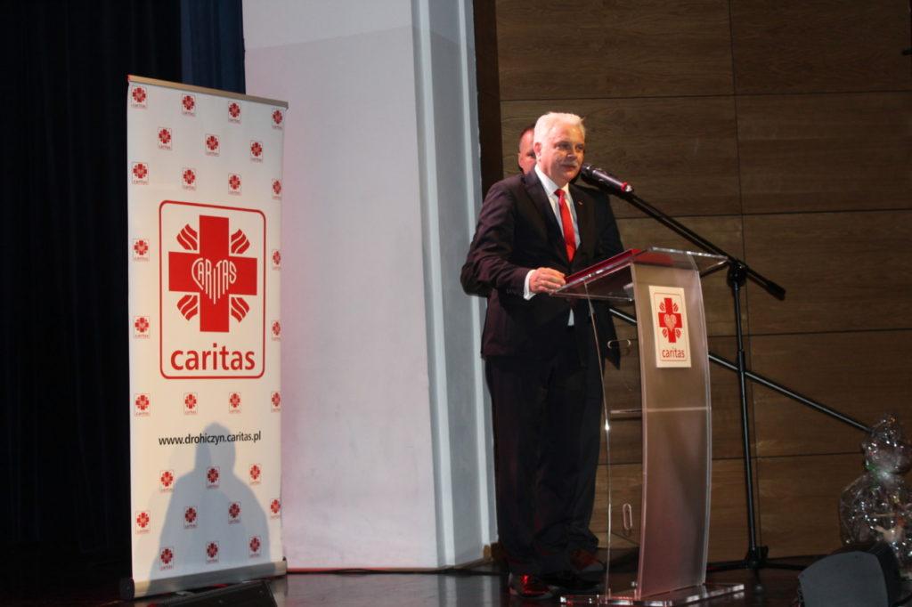 foto: Gala jubileuszowa 25-lecia Caritas Diecezji Drohiczyńskiej - IMG 5547 1024x682