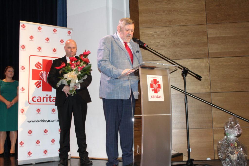 foto: Gala jubileuszowa 25-lecia Caritas Diecezji Drohiczyńskiej - IMG 5554 1024x682