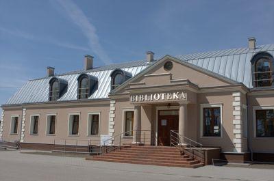 Biblioteka miejska w Sokołowie