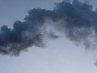 Chmura dymu