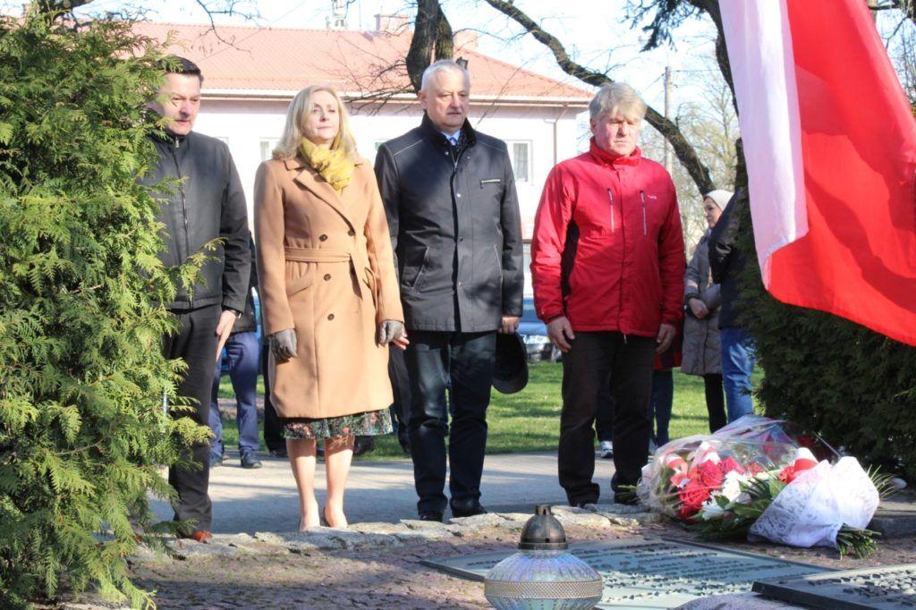 foto: Obchody 9. rocznicy katastrofy smoleńskiej - IMG 5290 1024x682