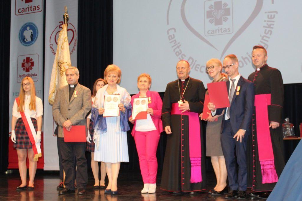 foto: Gala jubileuszowa 25-lecia Caritas Diecezji Drohiczyńskiej - IMG 5465 1024x682