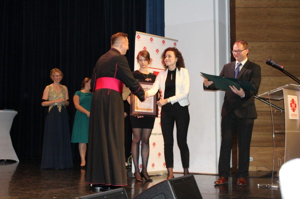 foto: Gala jubileuszowa 25-lecia Caritas Diecezji Drohiczyńskiej - IMG 5568 1024x682