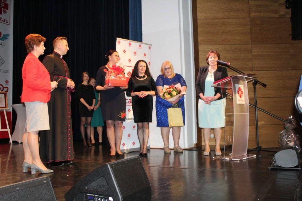 foto: Gala jubileuszowa 25-lecia Caritas Diecezji Drohiczyńskiej - IMG 5582 1024x682