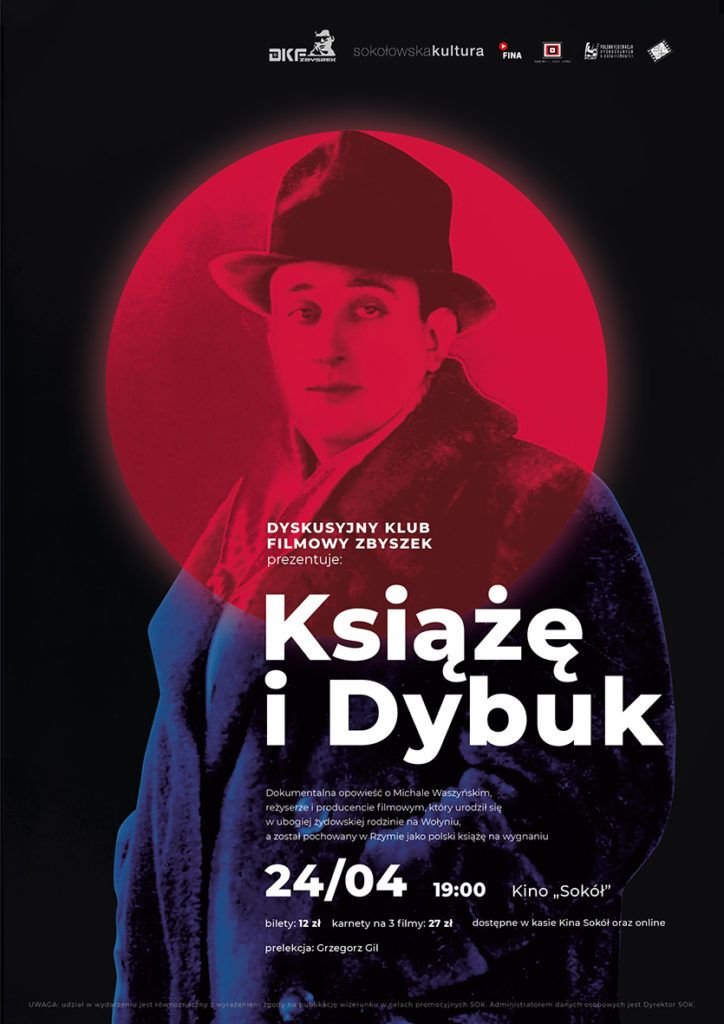"""foto: DKF: """"Książę i Dybuk"""" - dkf dybuk 724x1024"""