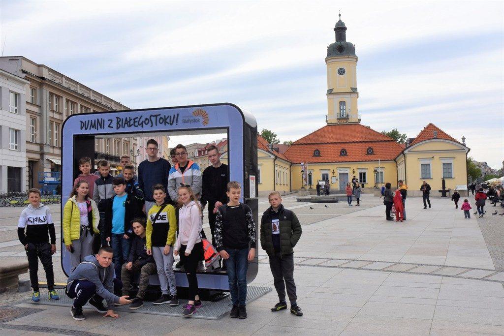 """foto: Kibice z """"Dwójki"""" na  Jagiellonii - 6 1024x683"""