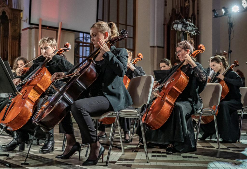 foto: Koncert Sinfonia Viva w sokołowskiej konkatedrze - DSC9028 1024x702