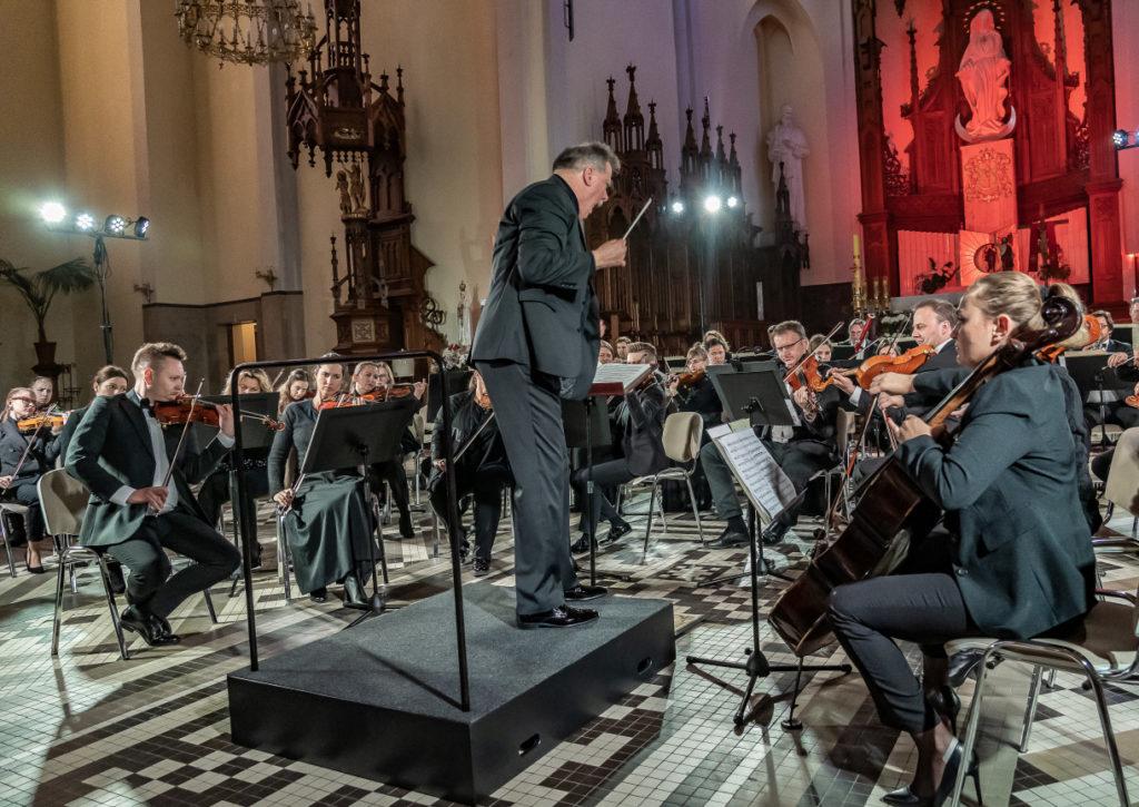 foto: Koncert Sinfonia Viva w sokołowskiej konkatedrze - DSC9038 1024x725