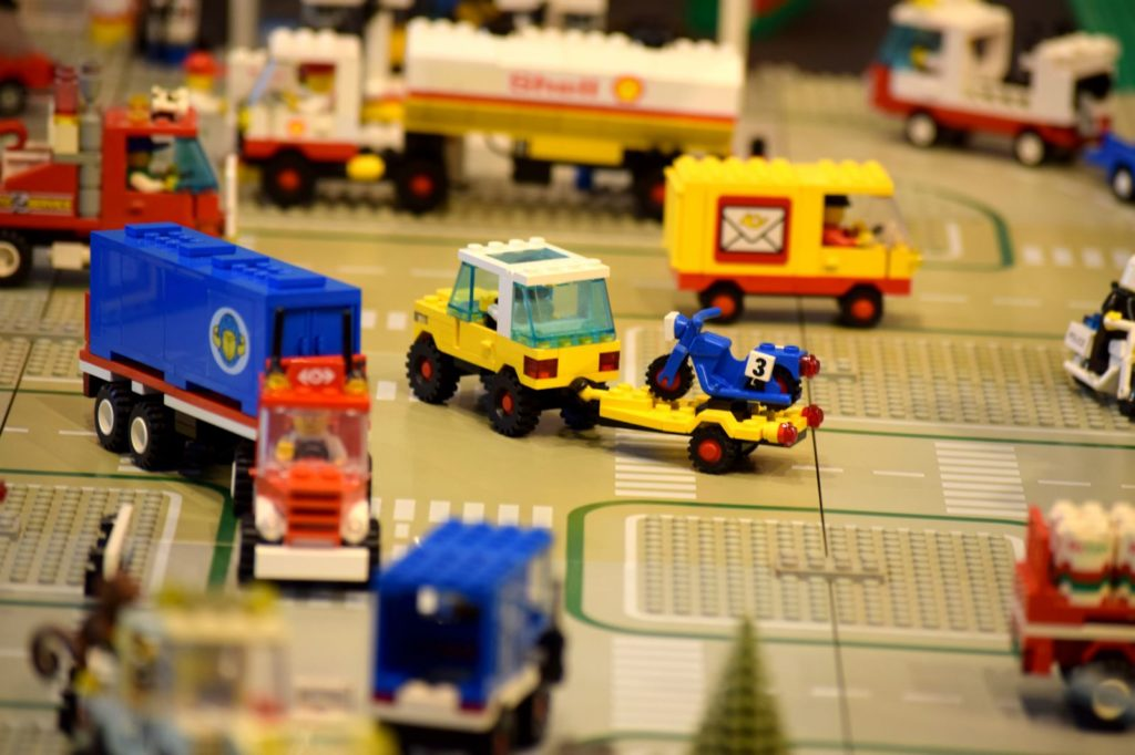 foto: 1. Sokołowska wystawa konstrukcji z klocków Lego® - DSC 0001 1024x682