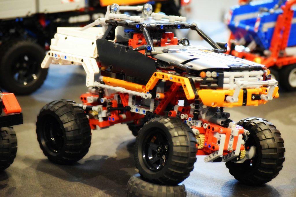 foto: 1. Sokołowska wystawa konstrukcji z klocków Lego® - DSC 0009 1024x682