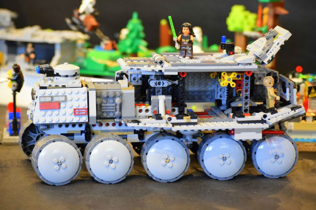 foto: 1. Sokołowska wystawa konstrukcji z klocków Lego® - DSC 0018 1 1024x682