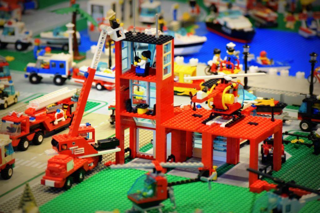 foto: 1. Sokołowska wystawa konstrukcji z klocków Lego® - DSC 0033 1024x682
