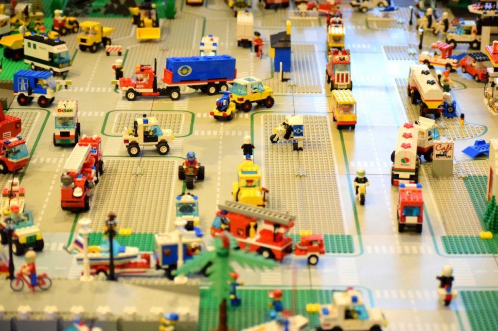 foto: 1. Sokołowska wystawa konstrukcji z klocków Lego® - DSC 0038 1024x682