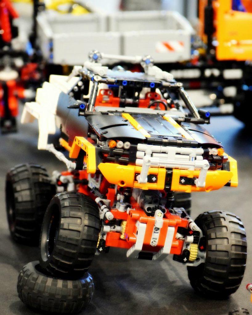 foto: 1. Sokołowska wystawa konstrukcji z klocków Lego® - DSC 0051 818x1024