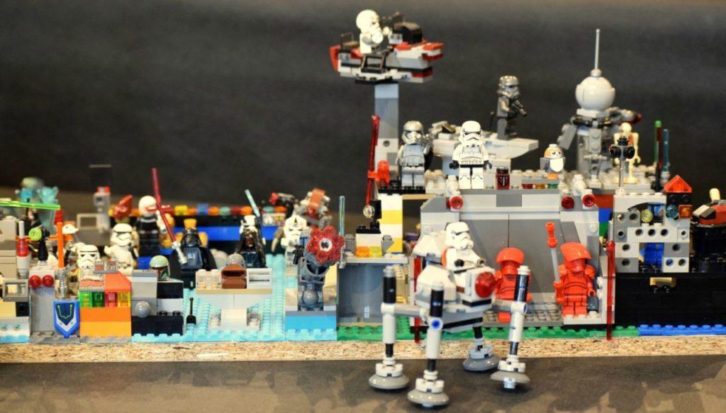foto: 1. Sokołowska wystawa konstrukcji z klocków Lego® - DSC 0070 1 1024x583