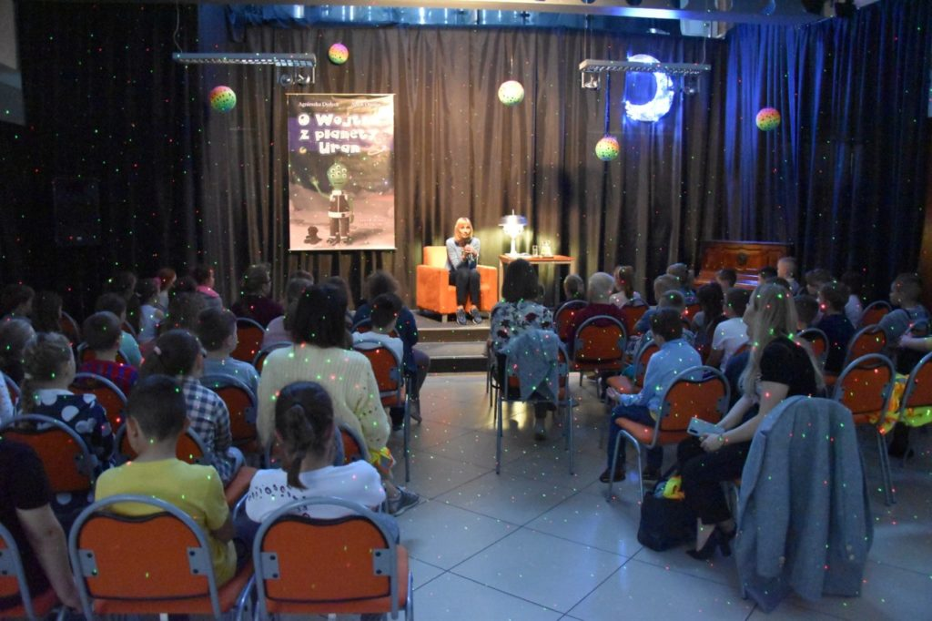 foto: Spotkanie autorskie Agnieszki Dydycz w MBP - DSC 0282 1024x682