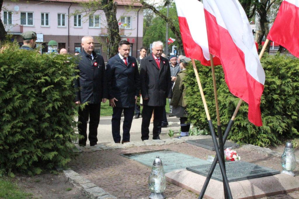 foto: Obchody 228. rocznicy Konstytucji 3 Maja - IMG 5693 1024x682