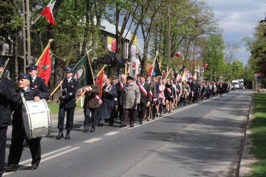 foto: Obchody 228. rocznicy Konstytucji 3 Maja - IMG 5711 1024x682