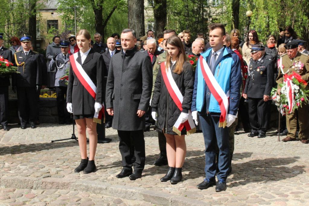 foto: Obchody 228. rocznicy Konstytucji 3 Maja - IMG 5813 1024x682