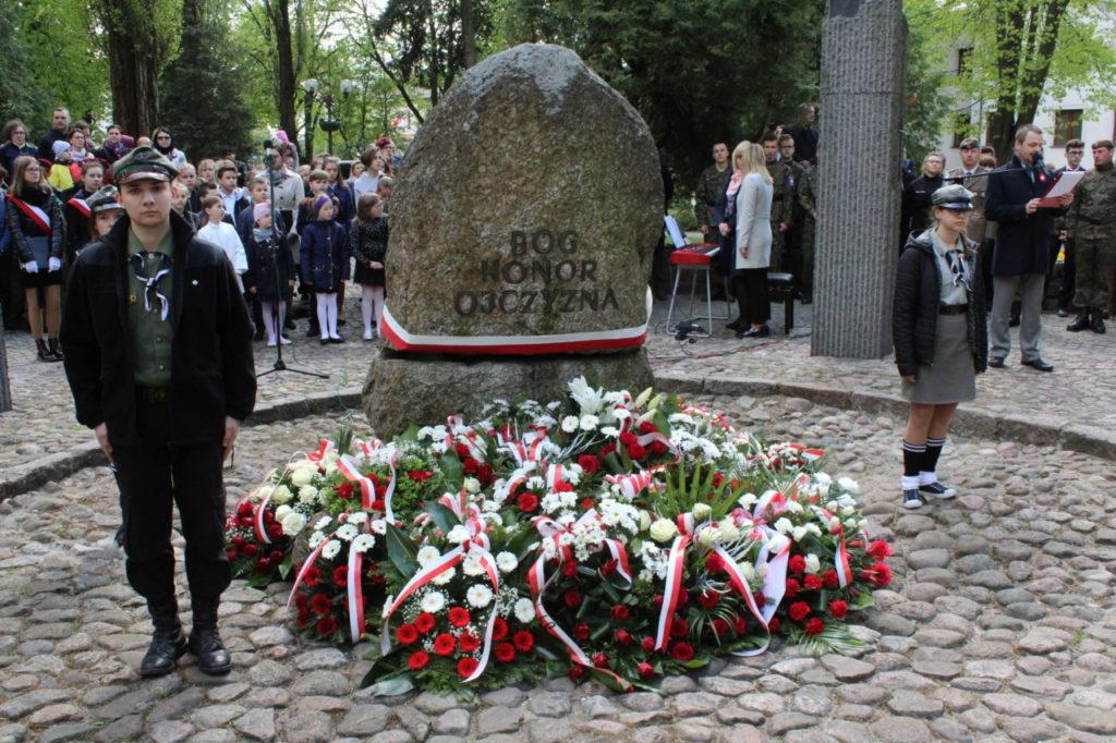 foto: Obchody 228. rocznicy Konstytucji 3 Maja - IMG 5855 1024x682