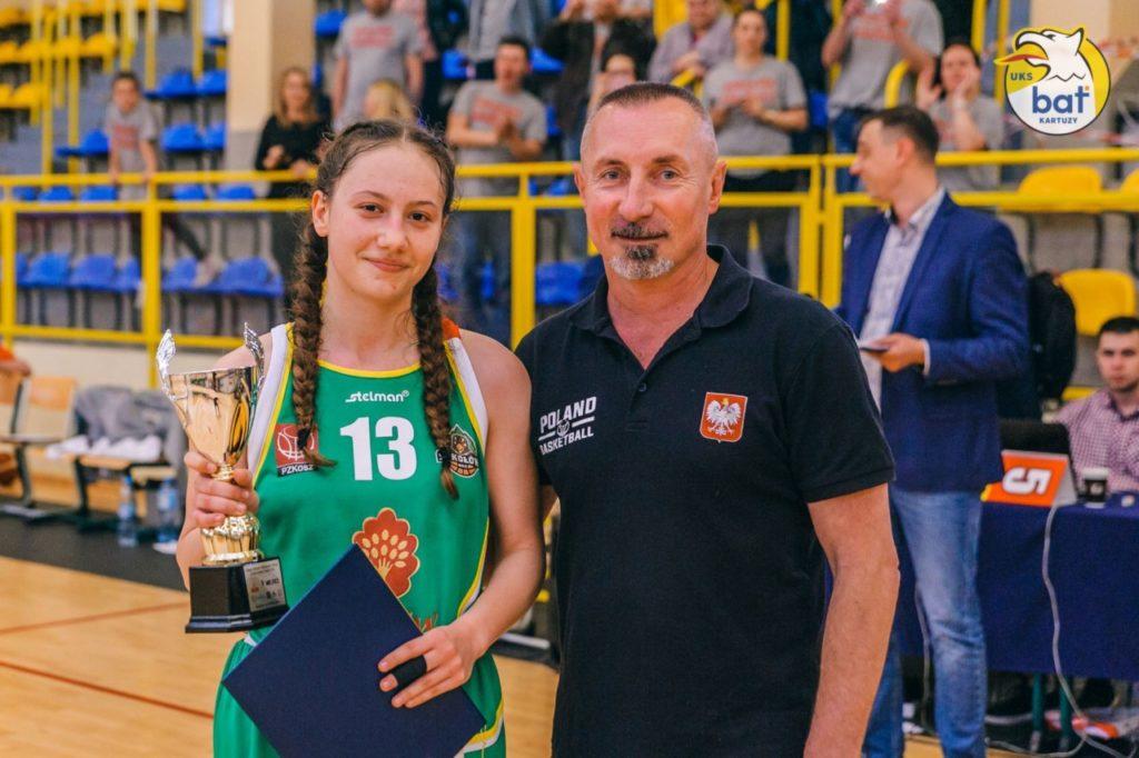 foto: Kadetki MPKK SOKOŁÓW S.A. OSIR  z 5 miejscem w finale Mistrzostw Polski do lat 16 - MPKK U16 mvp 3 final 18 19 1 1024x682