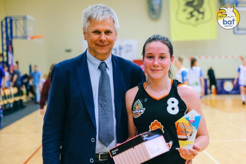 foto: Kadetki MPKK SOKOŁÓW S.A. OSIR  z 5 miejscem w finale Mistrzostw Polski do lat 16 - MPKK U16 mvp 3 final 18 19 1024x682