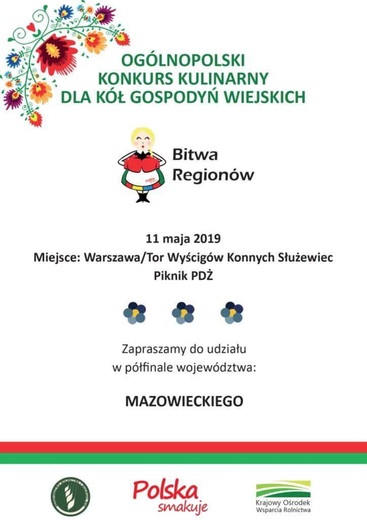 "foto: Półfinał Konkursu ""Bitwa Regionów"" - piknik konkurs 724x1024"