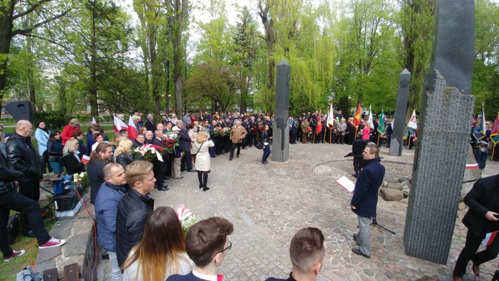 foto: Obchody 228. rocznicy Konstytucji 3 Maja - 20190503 140354 1024x576