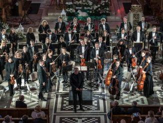 Muzycy podczas występu