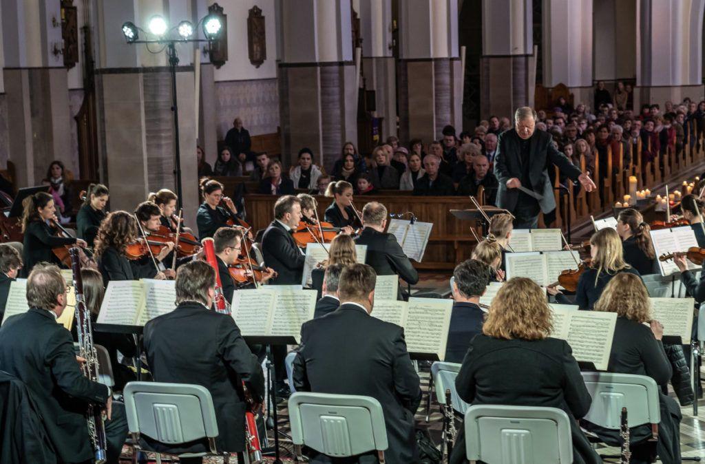 foto: Koncert Sinfonia Viva w sokołowskiej konkatedrze - DSC8935 1024x674