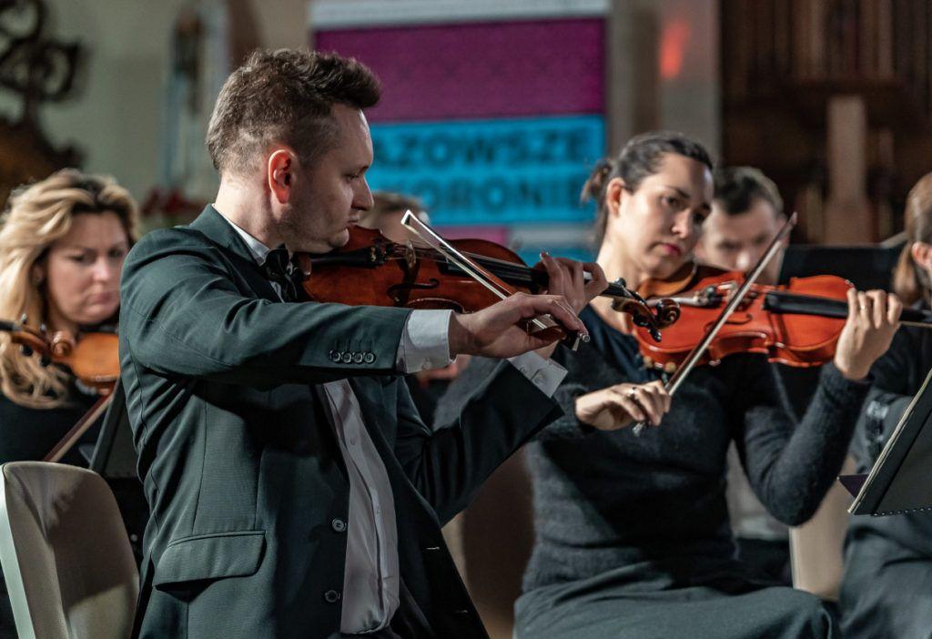 foto: Koncert Sinfonia Viva w sokołowskiej konkatedrze - DSC9005 1024x702