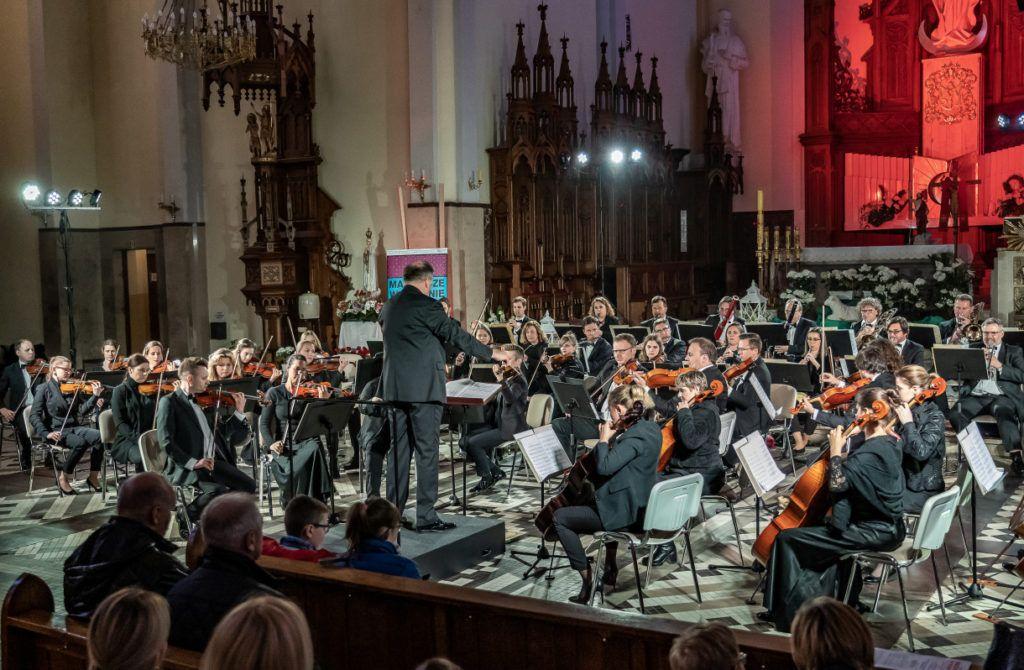foto: Koncert Sinfonia Viva w sokołowskiej konkatedrze - DSC9062 1024x670