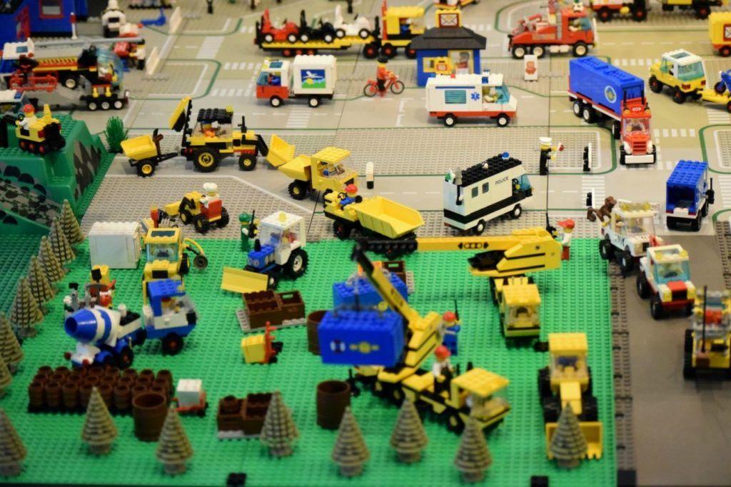 foto: 1. Sokołowska wystawa konstrukcji z klocków Lego® - DSC 0003 1024x682