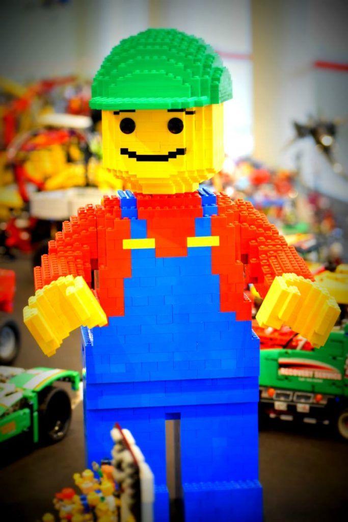 foto: 1. Sokołowska wystawa konstrukcji z klocków Lego® - DSC 0010 683x1024
