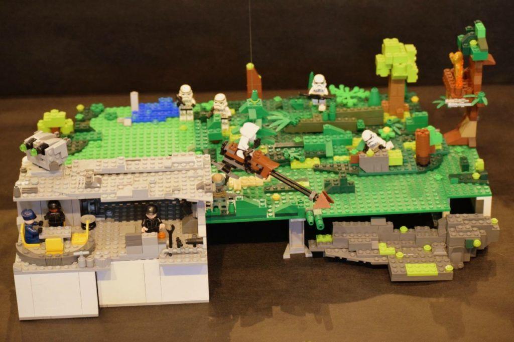 foto: 1. Sokołowska wystawa konstrukcji z klocków Lego® - DSC 0021 1024x682
