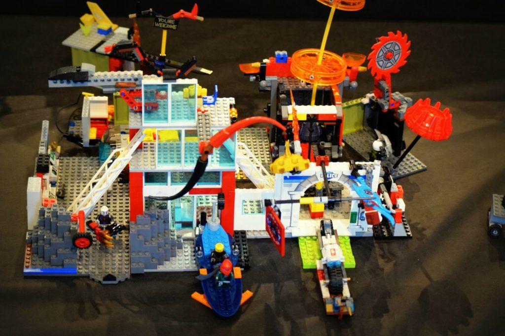 foto: 1. Sokołowska wystawa konstrukcji z klocków Lego® - DSC 0022 1 1024x682