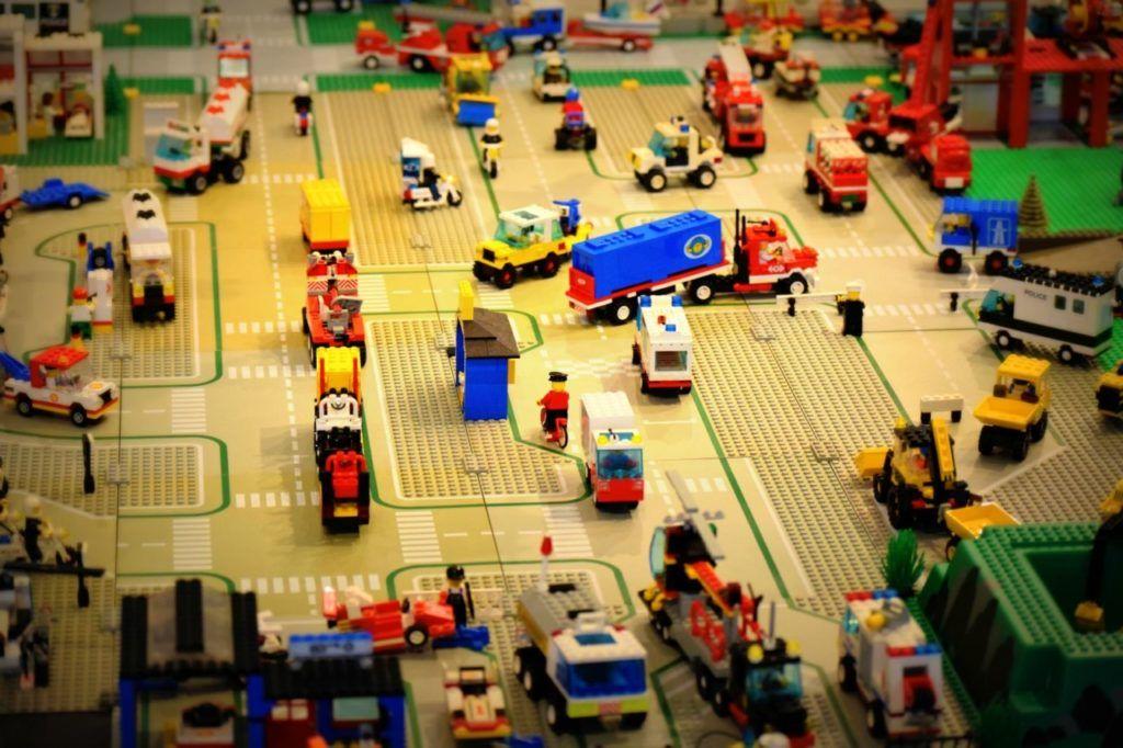 foto: 1. Sokołowska wystawa konstrukcji z klocków Lego® - DSC 0027 1024x682