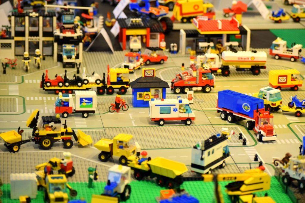 foto: 1. Sokołowska wystawa konstrukcji z klocków Lego® - DSC 0034 1 1024x682