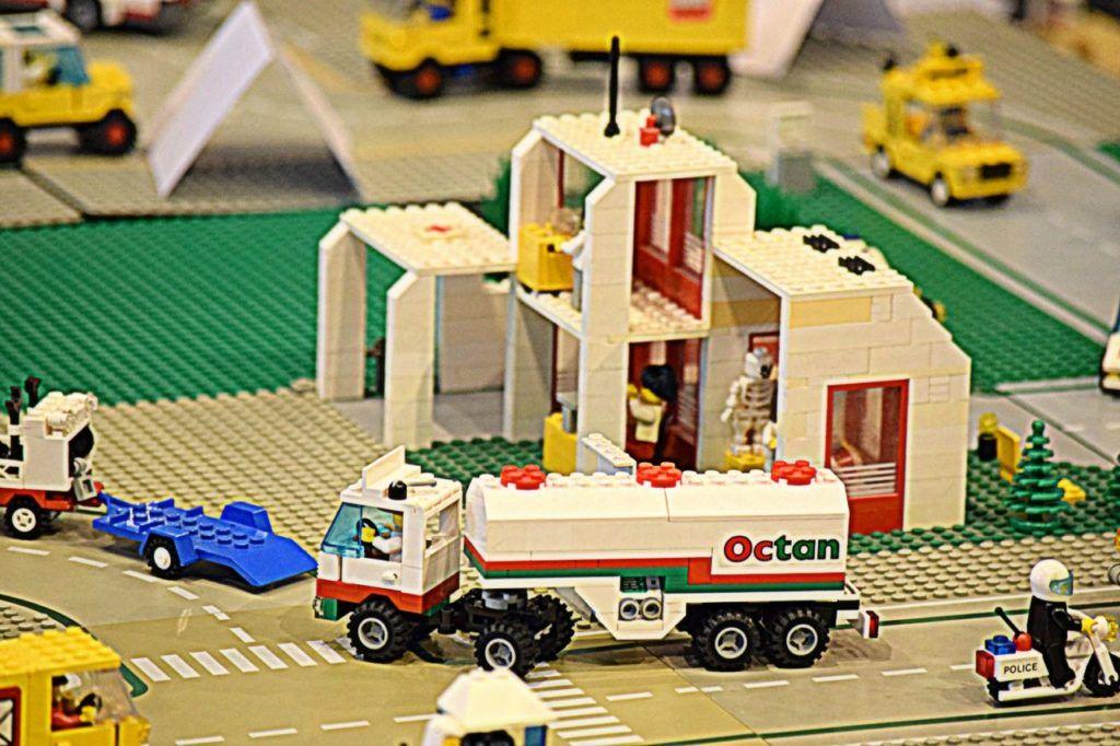 foto: 1. Sokołowska wystawa konstrukcji z klocków Lego® - DSC 0035 1024x682